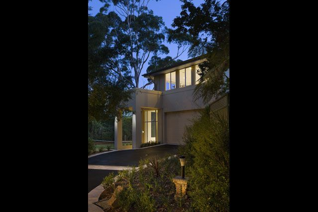 Chateau Architects+Builders Turramurra House #architecture #home