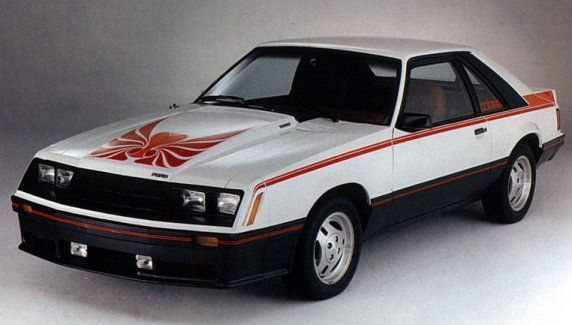 1981 Mustang ad