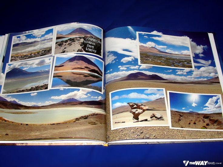 Fotolivro, um jeito offline de mostrar fotos de viagem