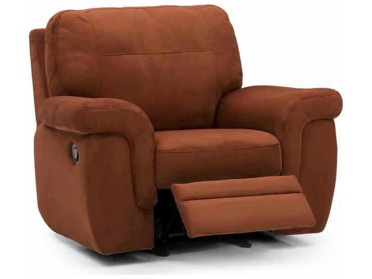 Palliser Furniture Brunswick Swivel Rocker Recliner Chair | PL4062033
