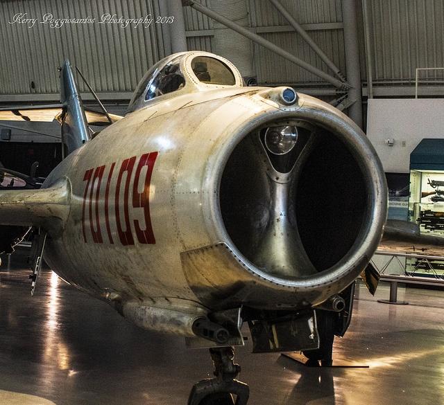 mig 15 intake flickr plane 1950s