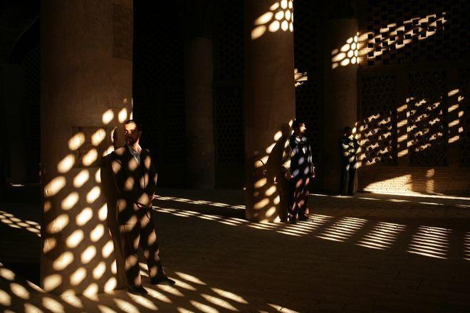 36124.jpg (660×440)  Срегей Максимишин. Пятничная мечеть. Исфахан, Иран, декабрь 2005