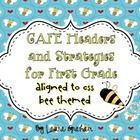 This FREE File contains the CAFE headers and strategies for first grade in a bee theme. They have been designed to fit a bulletin board.  Enjoy!!...