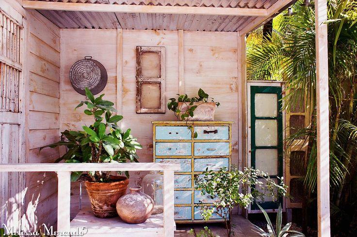 Bohemian Eco Chic Vintage Home Decor Posada Margherita Tulum Mexico Melissa