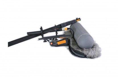 Sennehiser MKH 416 Boom Mic Kit with Fluffy and Blimp surround