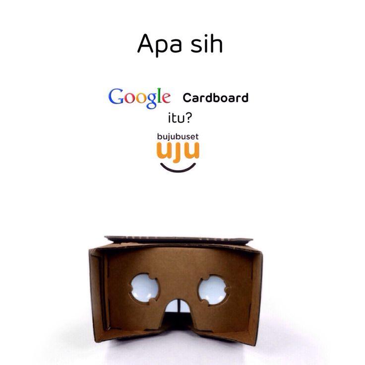Mau tau apa sih Google Cardboard? Yuk kita intip bray di Youtube! Klik pada gambar.
