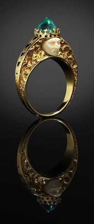 Ring by Rene Lalique