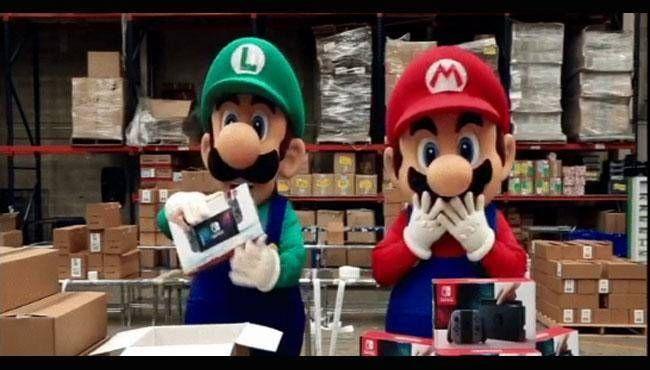 Nintendo Switch in Stock Updates: Walmart Online and GameStop Stores Restocked