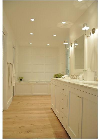 briggs edward solomon - shaker cabinetry in bathroom