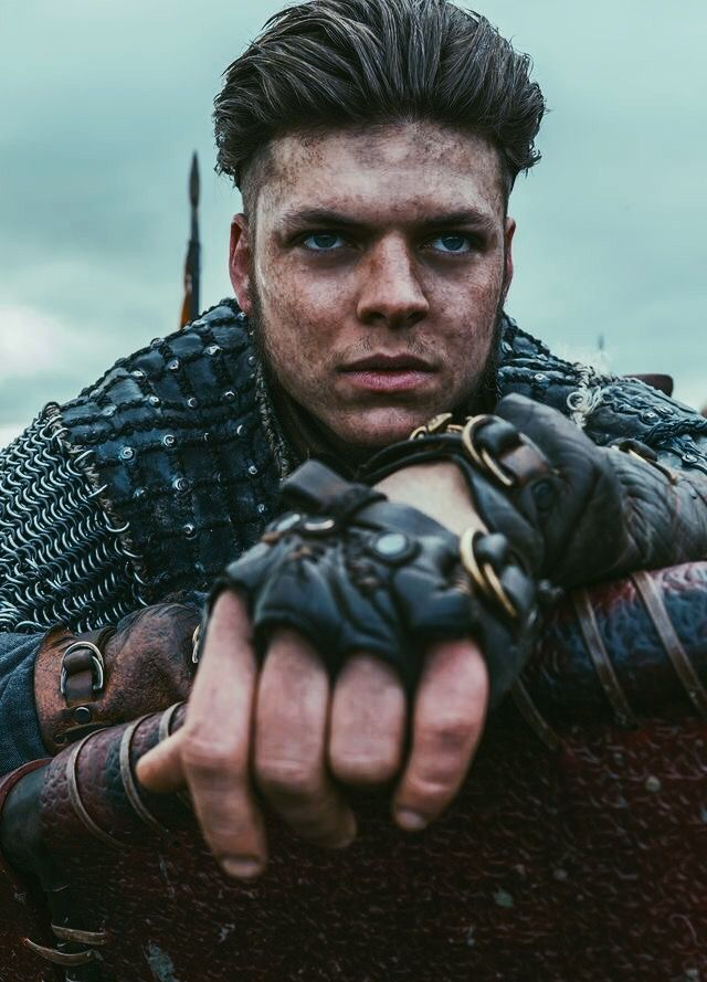 Ivar. #vikings #ivartheboneless #alexhøghandersen
