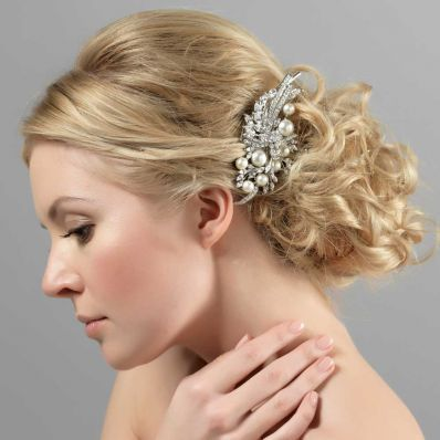 Heirloom Sensation Headpiece - Hair Accessories - Glitzy Secrets