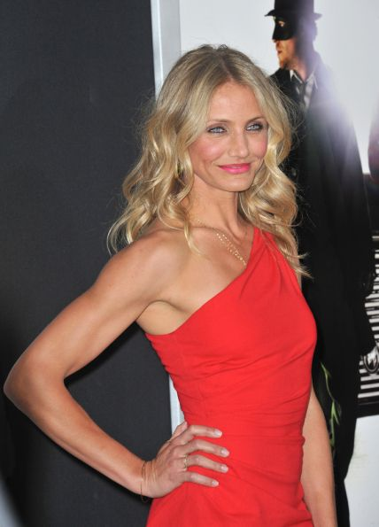 cameron-diaz-lean-arms. Geeze thats what I want to look like!