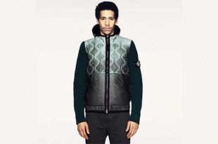 Stone Island Scientifically Proves That Its Thermo Sensitive Jackets Are Awesome