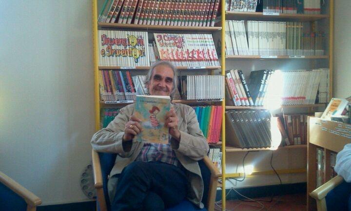 Sossi e la sua antologia di poesia per bambini!