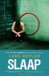 Slaap / Lars Kepler In een adem uitgelezen!!! ****