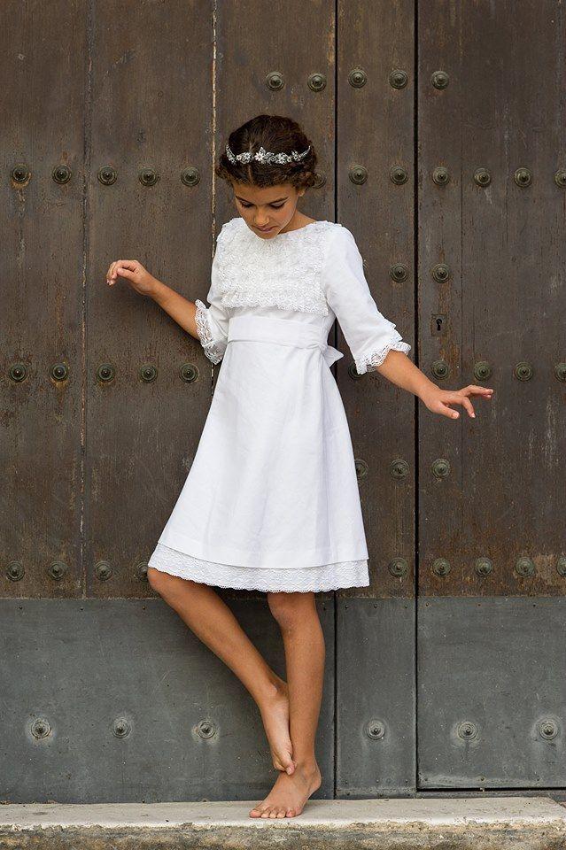 vestidos de comunión 2015 pilar del toro