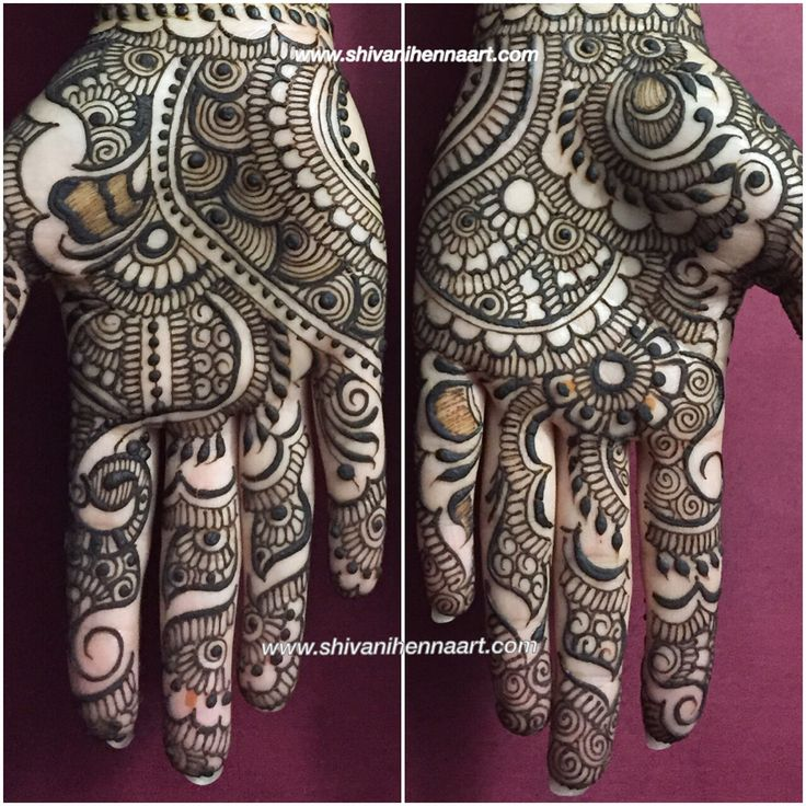 Henna with style and passion !! For the booking questions, please email us on ✉️shivanihennaart@gmail.com www.shivanihennaart.com