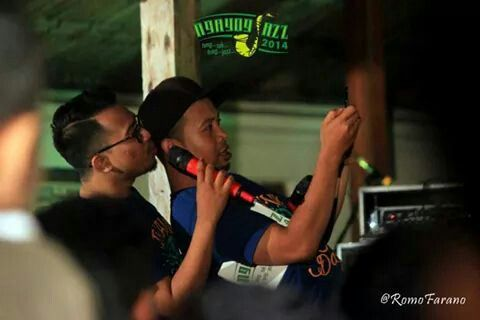 Selfie-ing MC: Diwa Hutomo & Anggrian Hida
