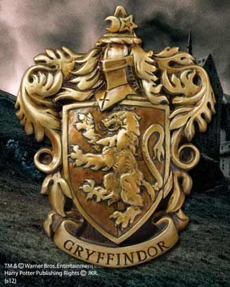 Gryffindor™ House Crest Product Detail