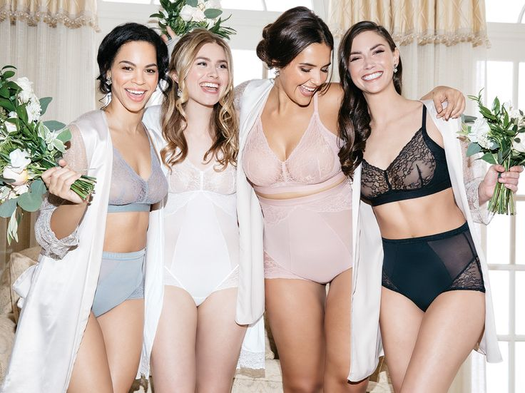 The New Spanx Wedding Collection Is Bridal Shapewear Heaven | TheKnot.com