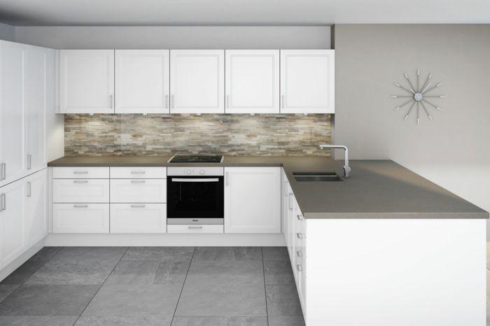 Keramikarbeitsplatten – Was macht Keramik so einsatzbereit aus? - keramikarbeitsplatten küchen von lechner arbeitsplatten aus keramik