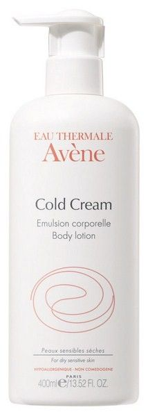 Avène Emulsión Corporal al Cold Cream. 400 ml