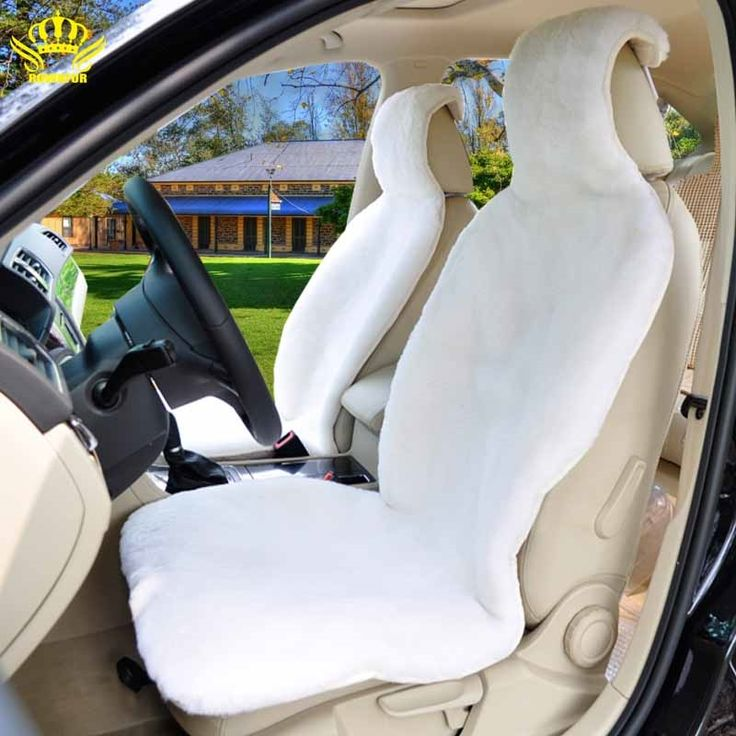 25 best ideas about sheepskin car seat covers on for Motor sheep seat covers