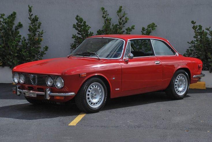 1974 Alfa Romeo GTV 2000 (Chassis: AR3025823) #alfaromeospider