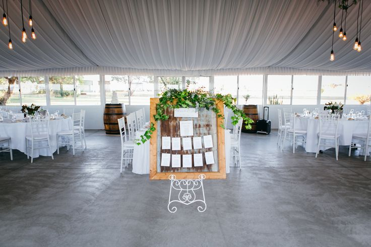Venue: Tangaratta Vineyards Photography: One Day Somewhere Photography  Styling: Ivory Lane Event Styling & Hire Florals: Tall Poppy Florist