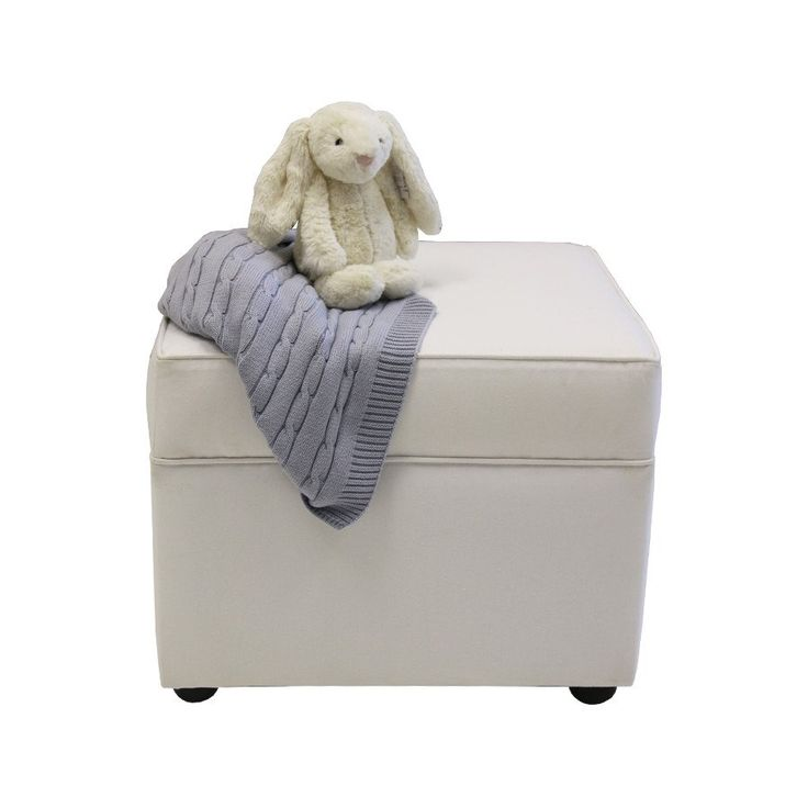 Hand-crafted Entree Ottoman