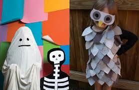 Risultati immagini per costume halloween fai da te bambini