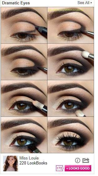 Eyeshadow tutorial #smokeout