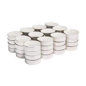 Citronella Tea Light Candles - Pack of 48