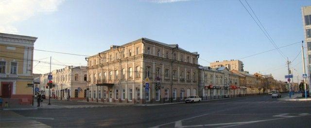Астрахань.-Astrakhan