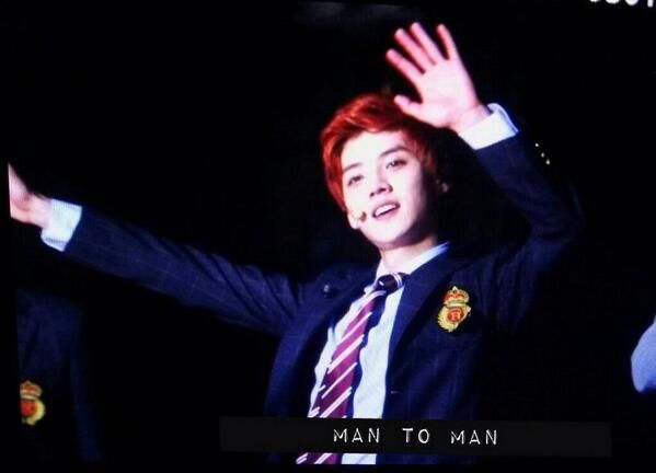 Luhan @MTV World Stage
