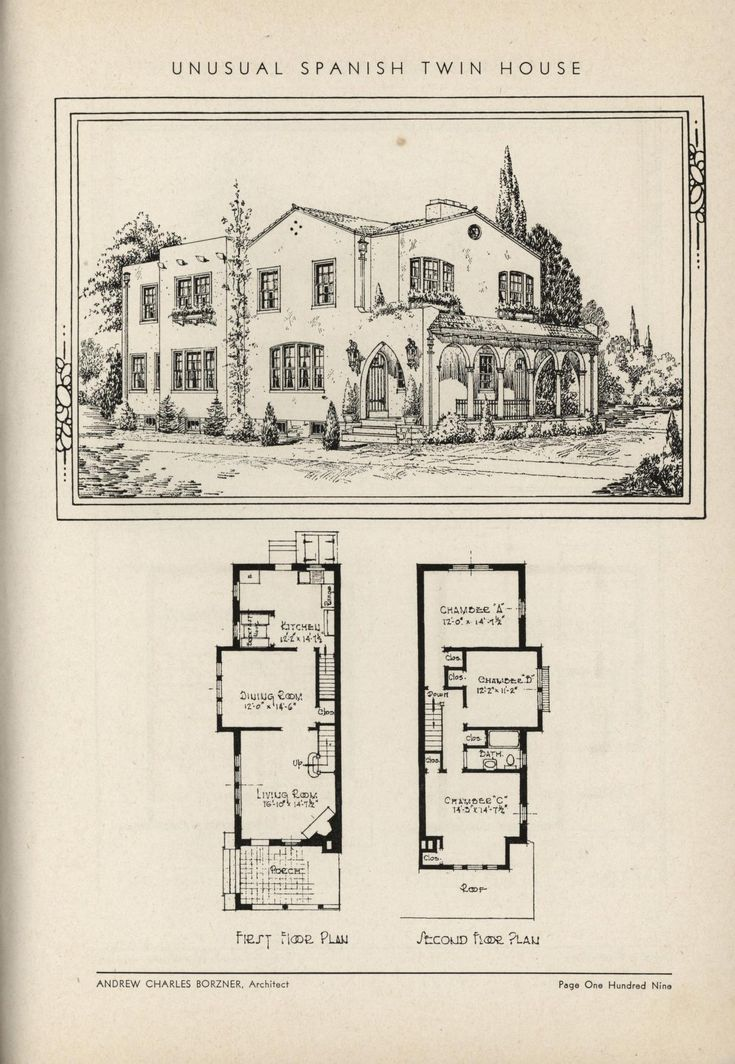 spanish colonial home plans 17 best images about 1920 s revival on 22105