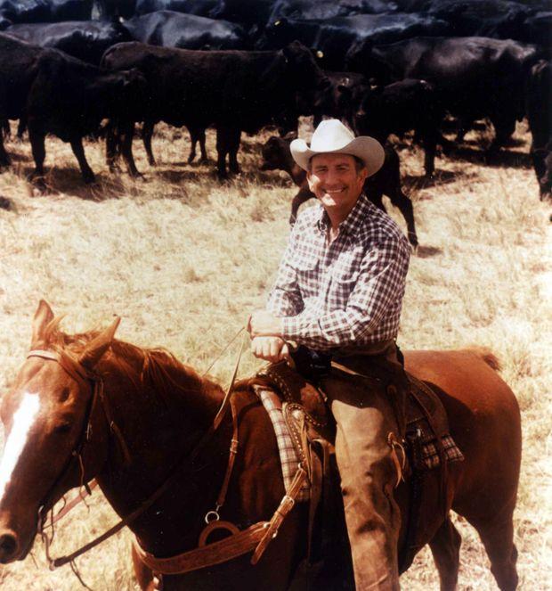 Clayton Williams Midland Tx Oilman Amp Rancher Midland