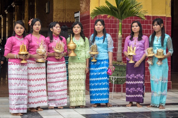 Five ways to experience the local culture in Myanmar (Burma)