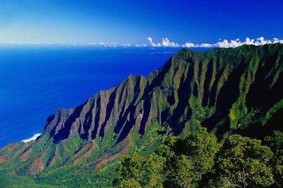Romantic Island In Hawaii