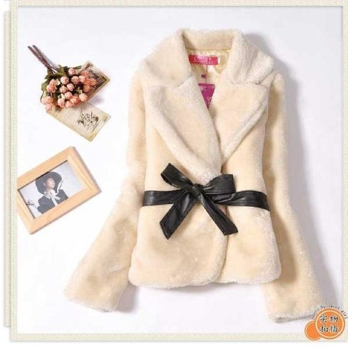 Women Fur Coat Jacket Reviews -      $  69.99  Women Fur JacketMade of quality fabric made of ChinaMade of Faux Rabbit FurFilling Material: 100% PolyesterBeautiful Color: Apricot  Enjoy the beautiful Fashion Luxurious Warm Artificial Fur Coat. It's m