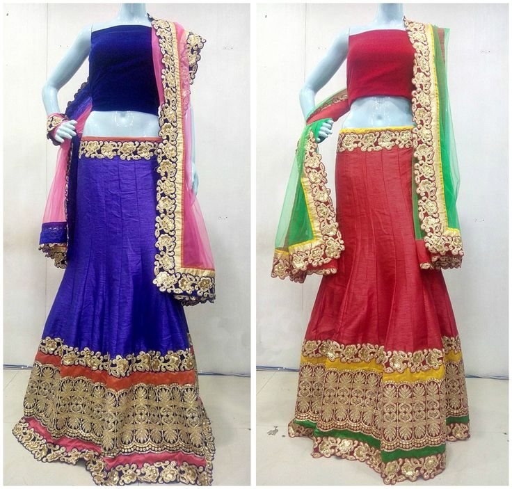 Purple & Red lehenga with dupatta worked in tilla, zardosi embroidery for wedding & sangeet occasions by Nilibar.Shop now : www.nilibar.com... #shopnow #nilibar #traditional #designer #Purple #Red #lehenga #zardosi #embroidery #wedding #sangeet