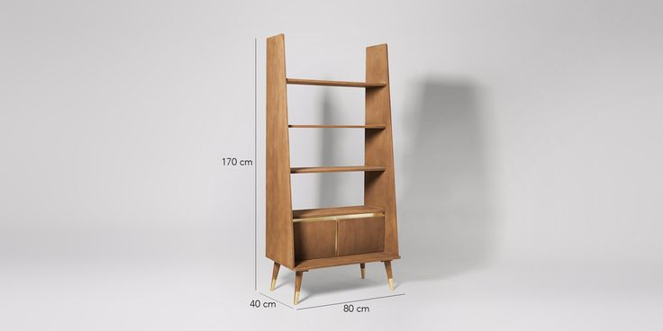Iver Shelving Unit | Swoon Editions