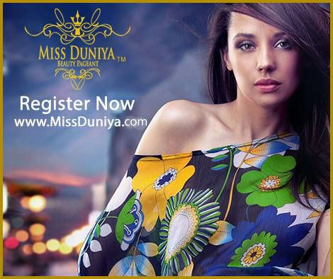 As we gear up to kick-start the new season of Miss Duniya Beauty Peagent, we have opened the registrations for 2018. It is your golden chance to make your dreams come true. The Miss Duniya 2018 Grand Finale will be held at Rio Hotel and Casino in Las Vegas in November 2018. So, don't hold yourself back, there is lots in store for you.