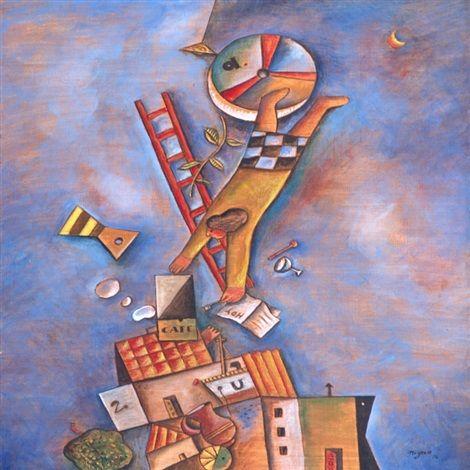 Cielo habitado by Adolfo Nigro