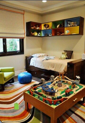 Lindo cuarto para niños. ..