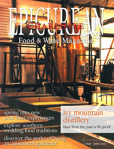 Epicurean Charlotte Food & Wine Magazine is a high-quality publication that chronicles the joys of food and wine in the metropolitan Charlotte area. Our intelligent and thoughtful articles cover not only food and drink, but also local happenings and special events around town.