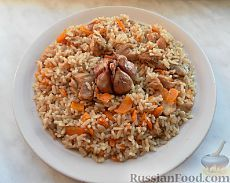36 рецептов плова - узбекский, овощной, в мультиварке....