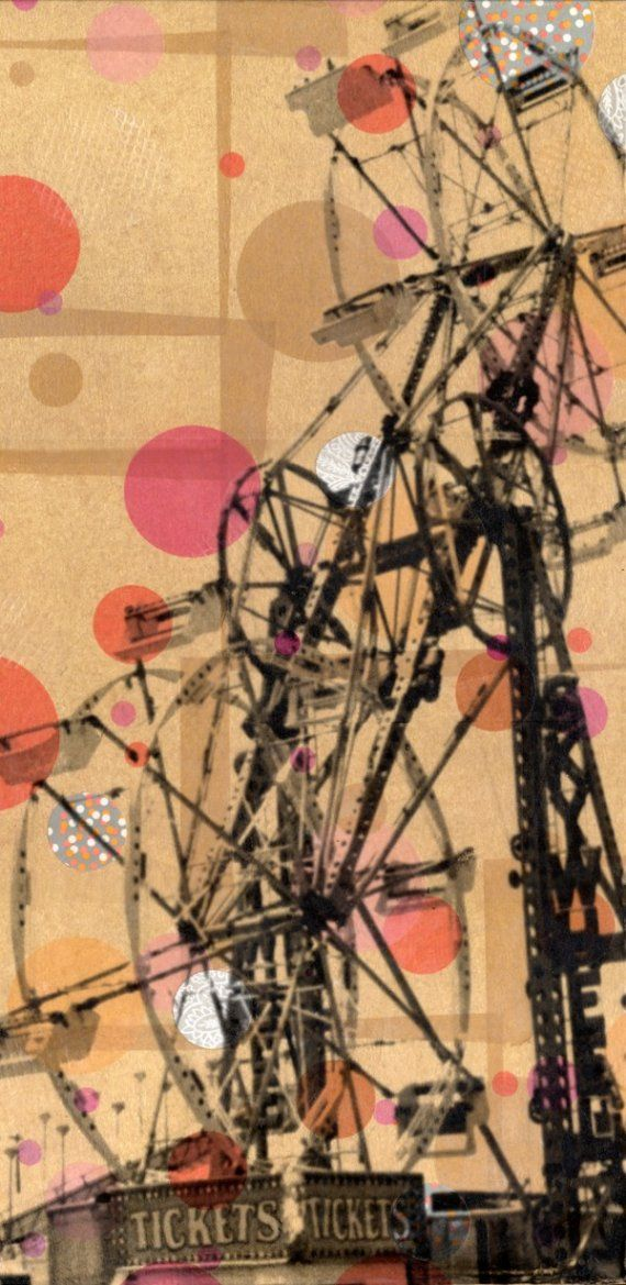 mixed media by Michelle Caplan