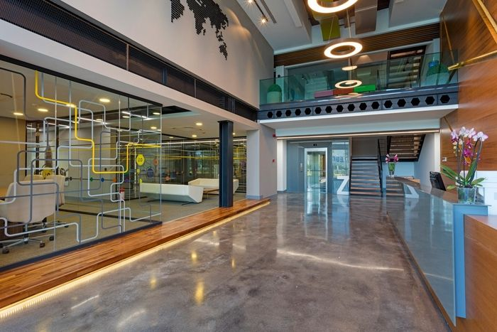 Altıntar Agriculture Company Offices - Antalya - Office Snapshots