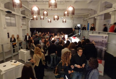 Party A Class Mercedes Design Week 2012 Milano